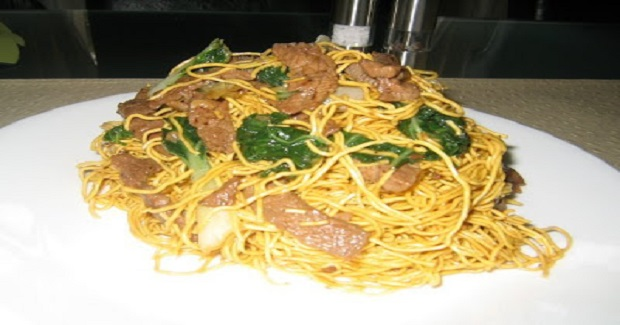Beef Stir Fry Noodles Recipe