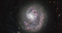 Spiral Galaxy NGC 4625