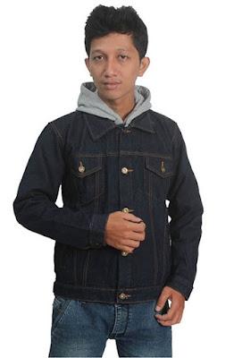 jaket jeans, jaket levis, jaket jeans pria, jaket levis pria