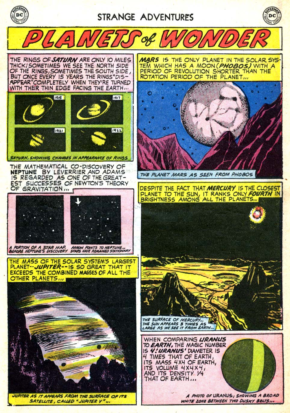 Strange Adventures (1950) issue 49 - Page 27