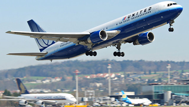 CNN: скорпион ужалил пассажира во время рейса авиакомпании United Airlines