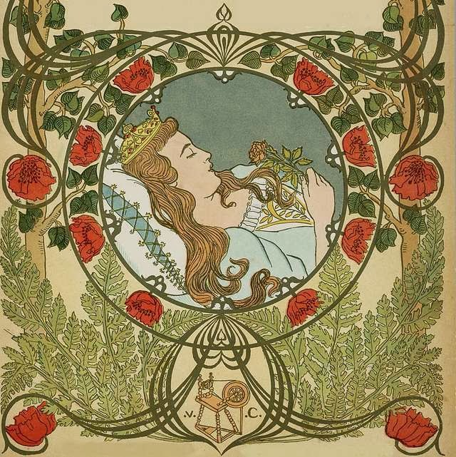 Was Brynhild the real Sleeping Beaty? | Really Cool Blog