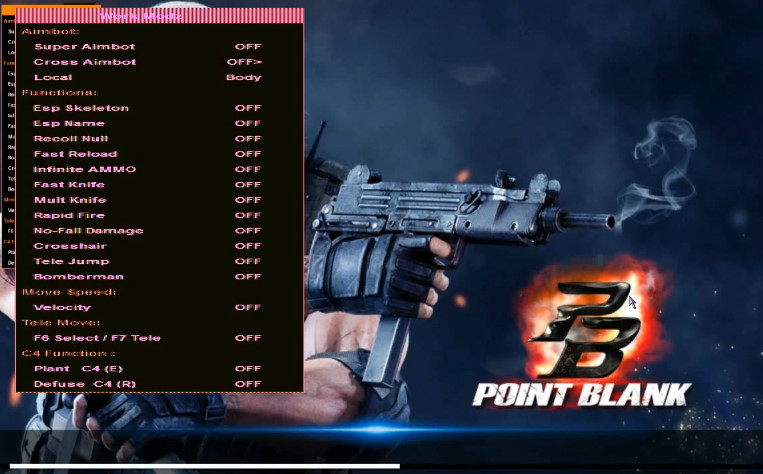 Cheat Point Blank 5 Oktober 2017