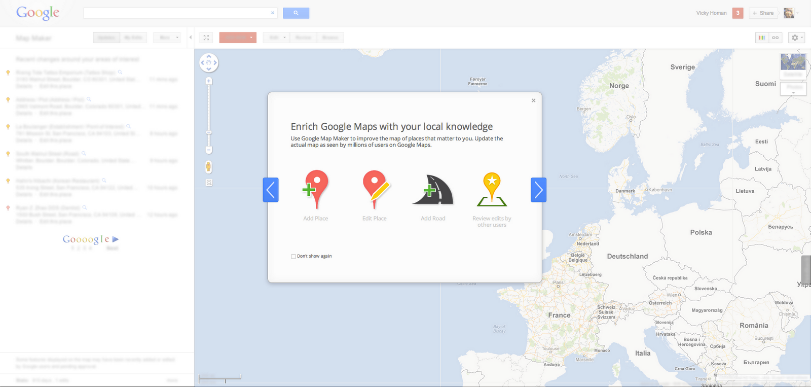Google lat long eight steps closer to mapping the world with google with every region that joins google map maker we are coming one step closer to building a comprehensive world map whether youre adding the cycling routes gumiabroncs Choice Image