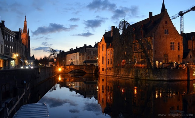 Top things to do in Bruges, Belgium