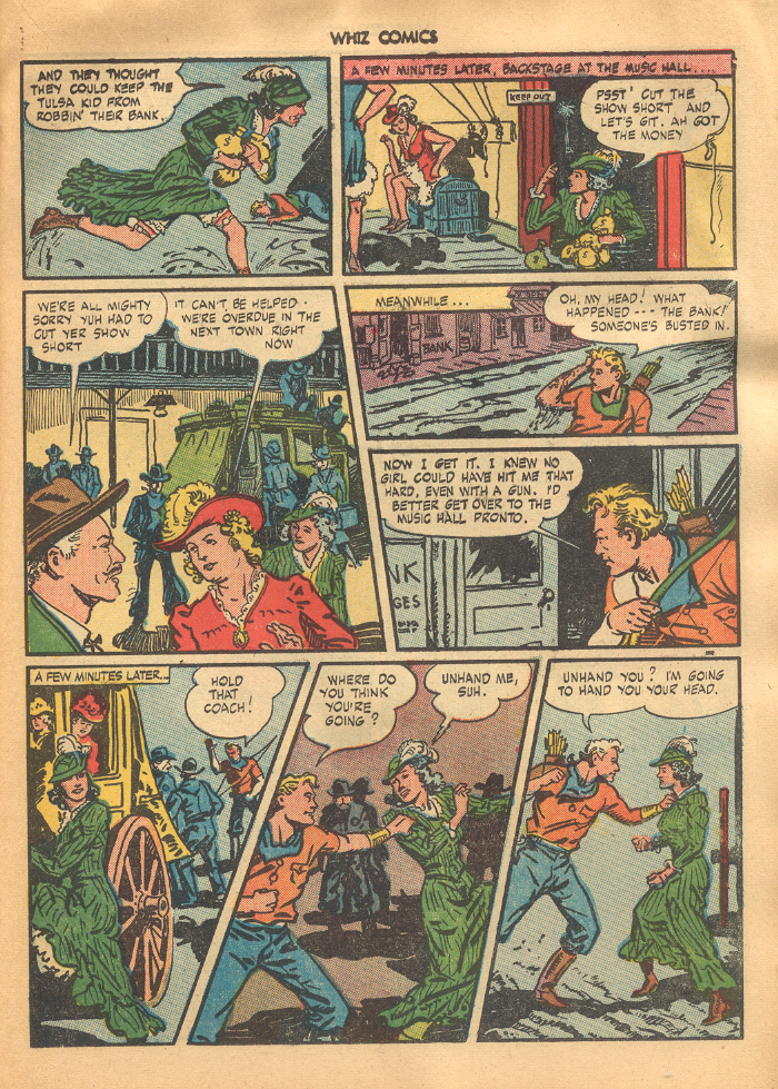 WHIZ Comics issue 69 - Page 15