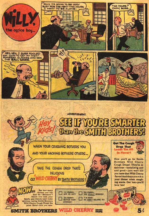 Read online Action Comics (1938) comic -  Issue #201 - 23