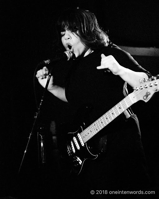 Screaming Females at Hard Luck on March 14, 2018 Photo by John at One In Ten Words oneintenwords.com toronto indie alternative live music blog concert photography pictures photos