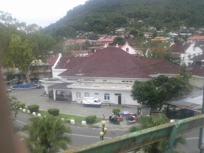 Ekonomi dan Keruangan Kota Sawahlunto Pascatambang