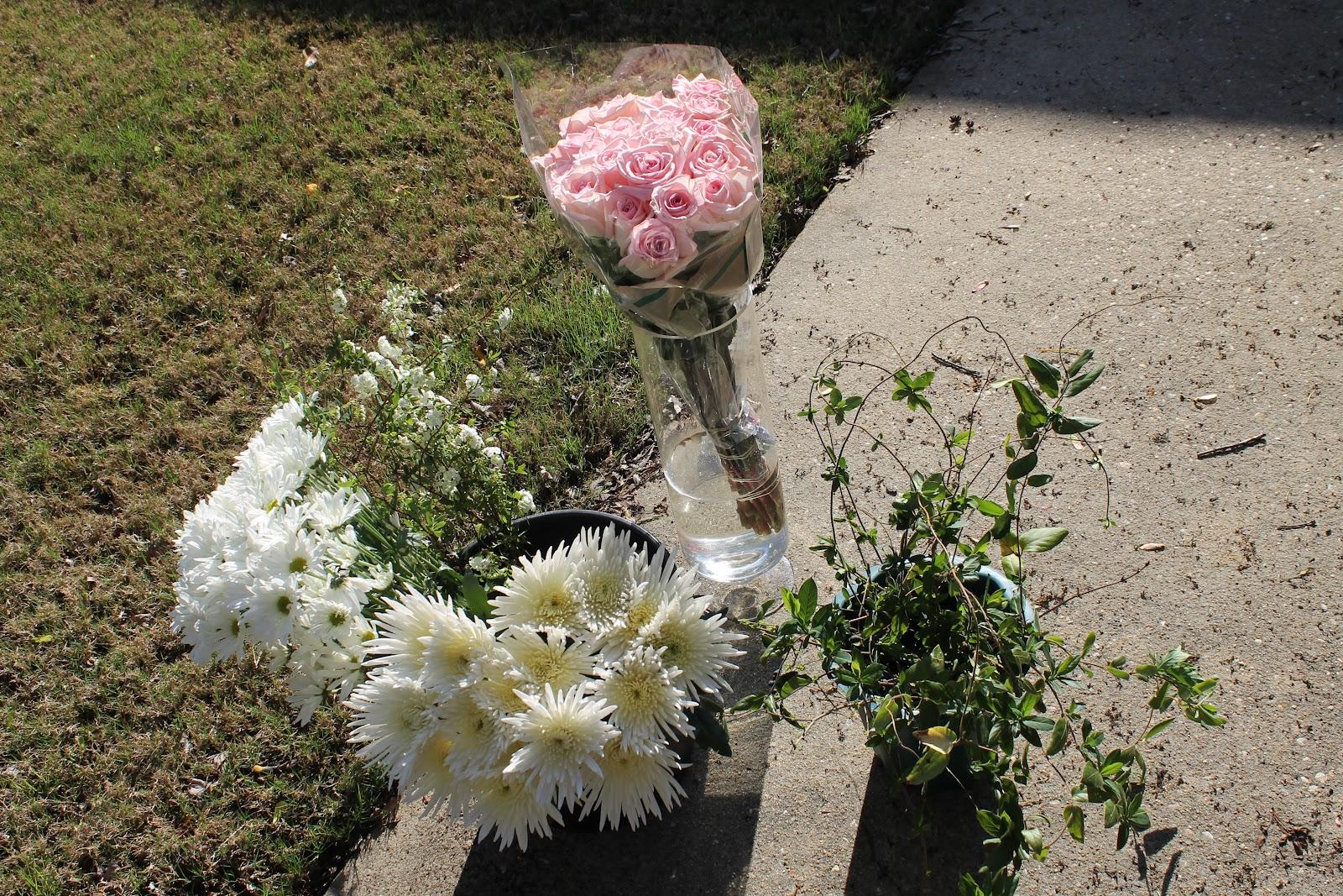 Fresh Flowers For Your Door Miss Kopy Kat