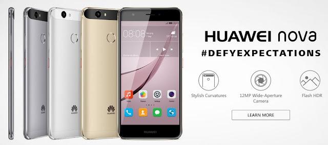 @HuaweiZA #Nova Series #Smartphones Defies Expectations #IFA2016