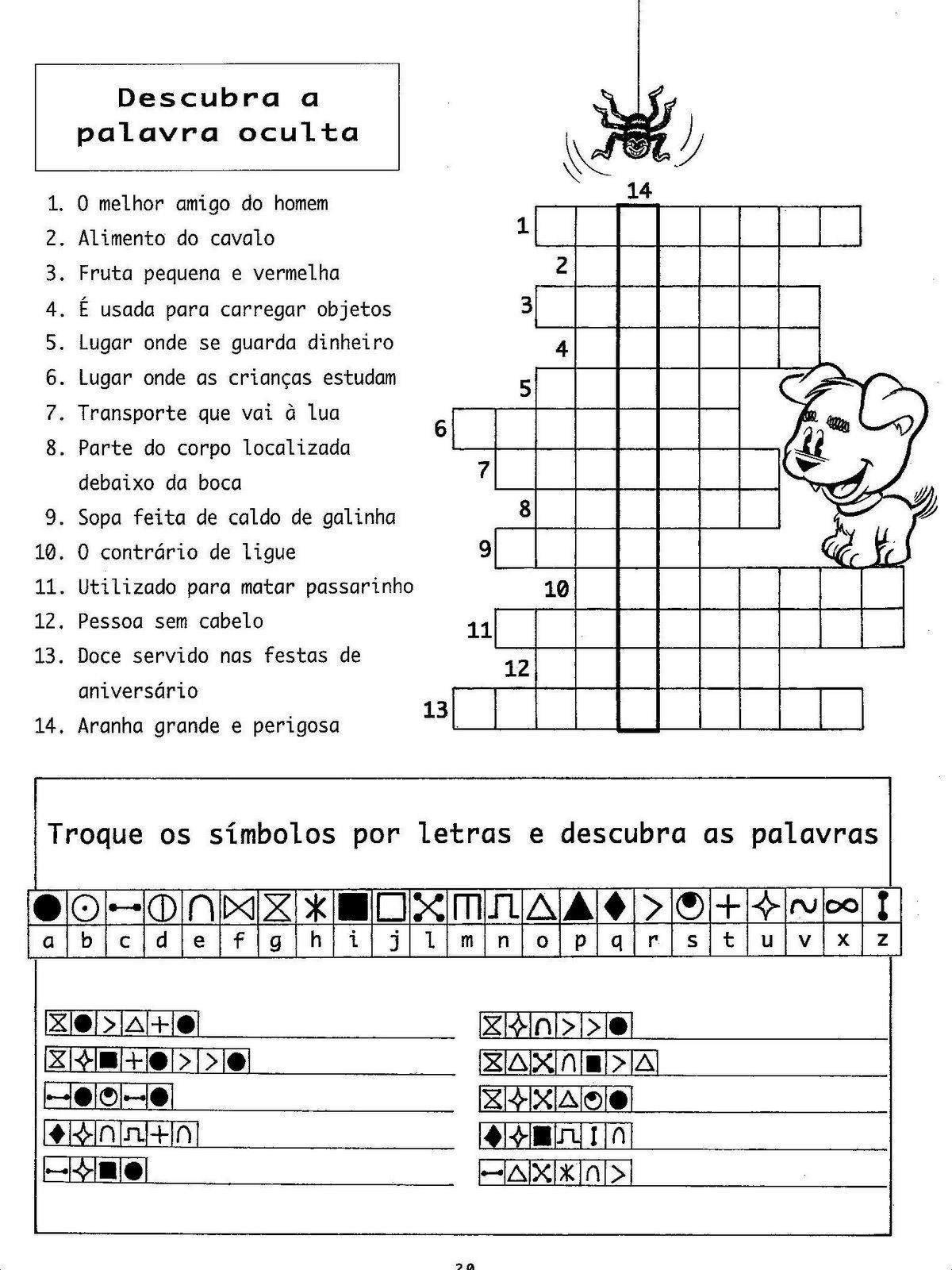 Jornal Ponto Com Atividades De Portugues 2 E 3 Anos