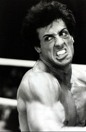 Rocky III | Movie Junkie | Pinterest | Rocky balboa, Sylvester ...