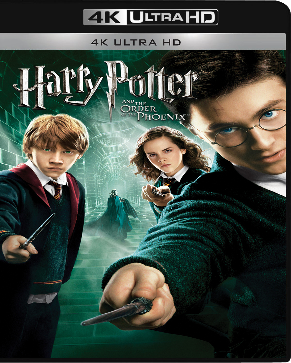 Harry Potter and the Order of the Phoenix [2007] [UHD] [2160p] [Latino]