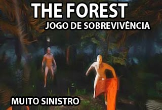 the forest jogo de sobrevivência na floresta selvagem