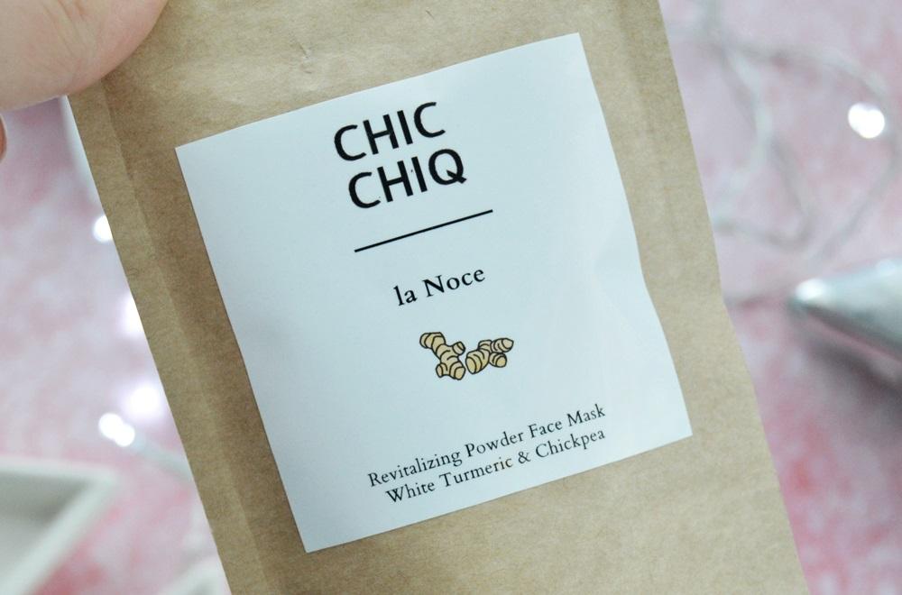 Maseczka Chic Chiq - La Noce