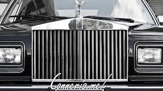 1985 Rolls Royce Spirit Grille