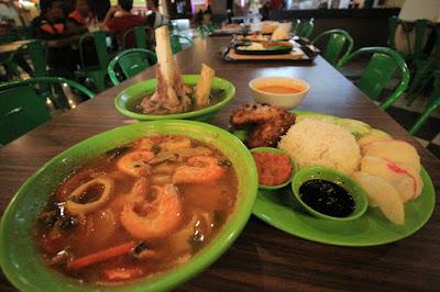 Menu Lazat Dan Murah Hanya Di Next Food Juntion Klang Parade