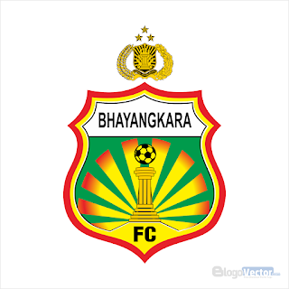 BHAYANGKARA FC Logo vector (.cdr) Free Download