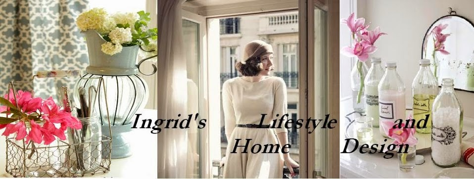 Ingrid's Lifestyle & Home Design