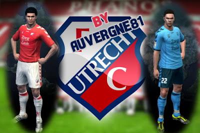 PES 2013 FC UTRECHT GDB 2016/2017 by Auvergne81