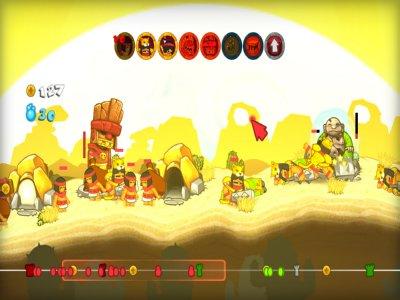 Swords & Soldiers Screenshot 2