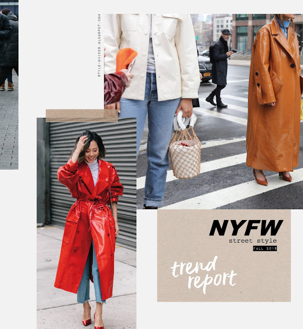 street style new york fashion week trends