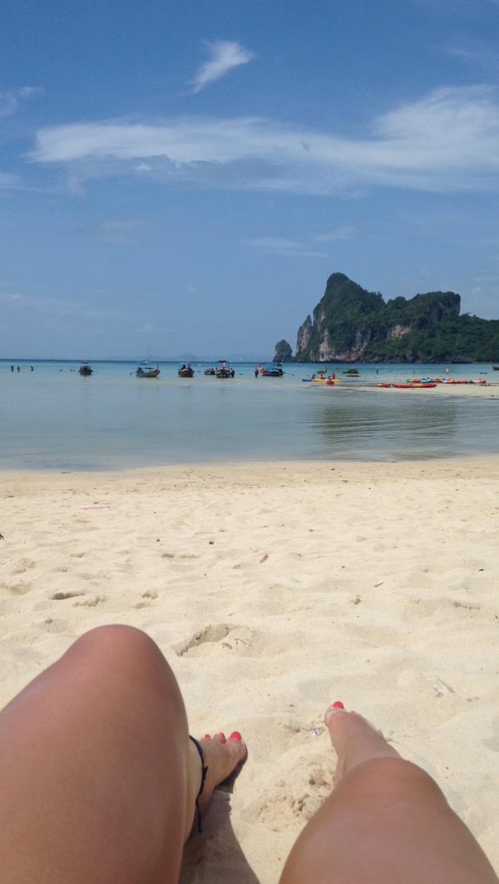 Koh Phi Phi Beach