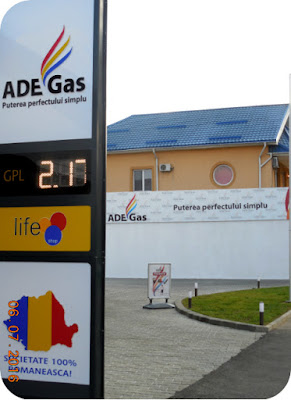 ADE Gas - Puterea perfectului simplu