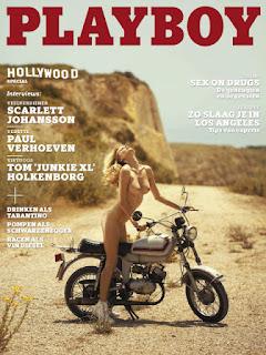 Revista Playboy Holanda - Abril 2017 PDF Digital