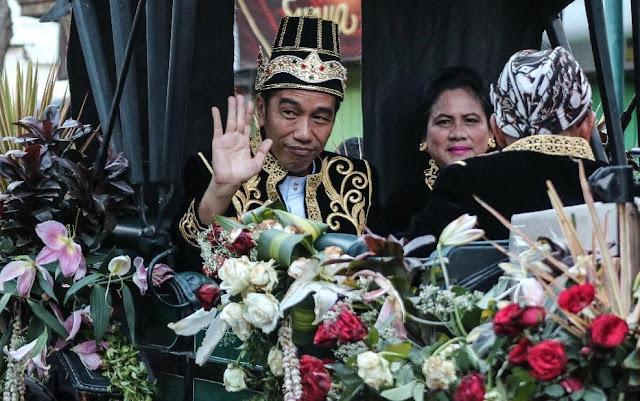 Golkar: Dari Hasil Survei Masyarakat Masih Percaya Jokowi PKI