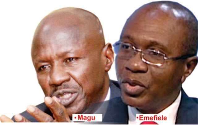 Looting: We'll soon go after banks— EFCC chair Magu