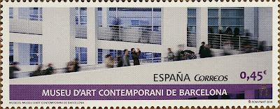 MUSEU D´ART CONTEMPORANI DE BARCELONA