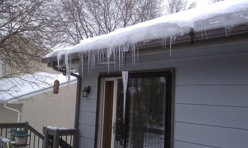 Roof Snow Removal Tips Ayanahouse