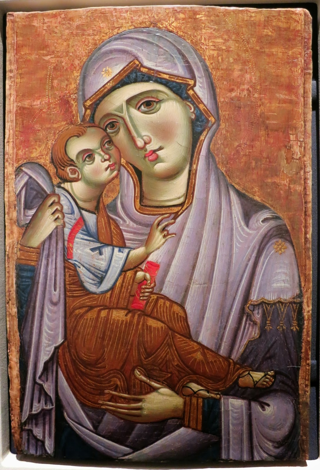 Madonna and Child, 1275, Lia Museum, La Spezia,Italy