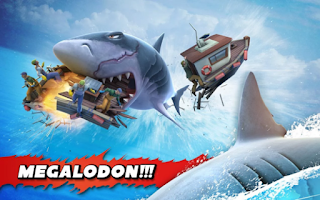 Hungry Shark Evolution Mod Apk-Hungry Shark Evolution