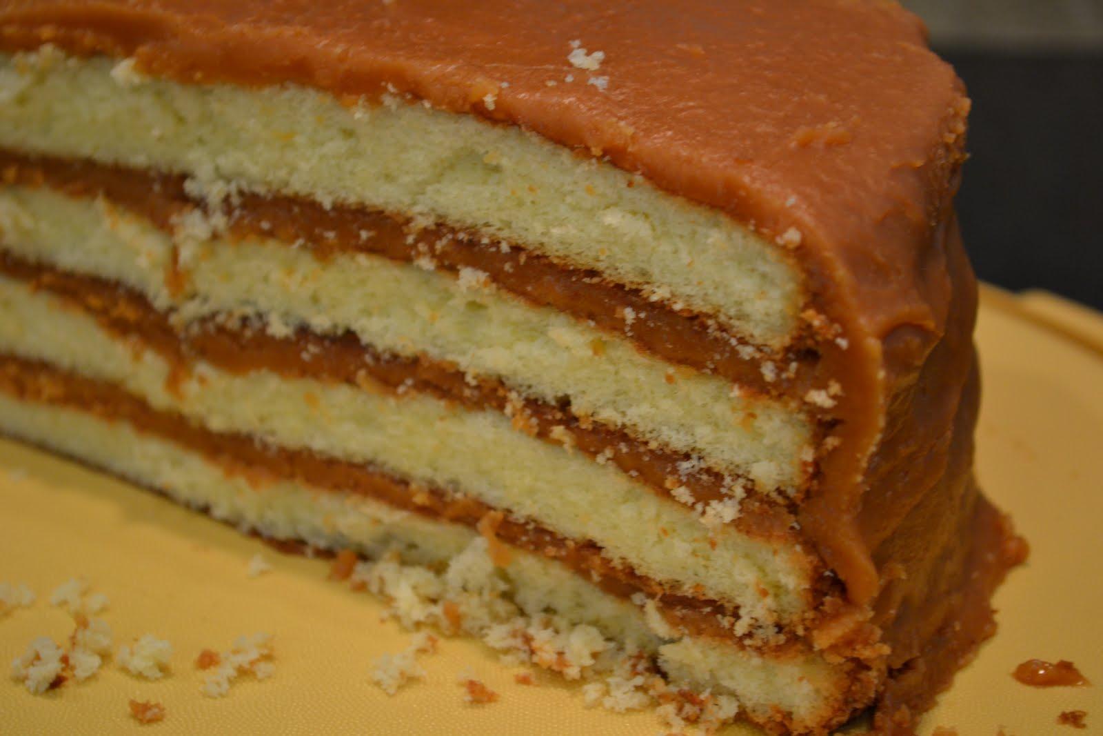 Mama S Cake Recipe Italian: Southern Accents: Mama's Old Fashioned Caramel Cake (Icing
