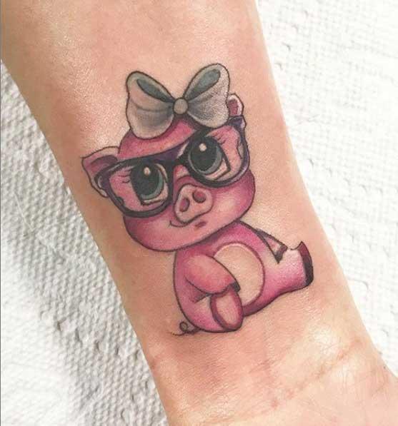Tatuagens de porcos