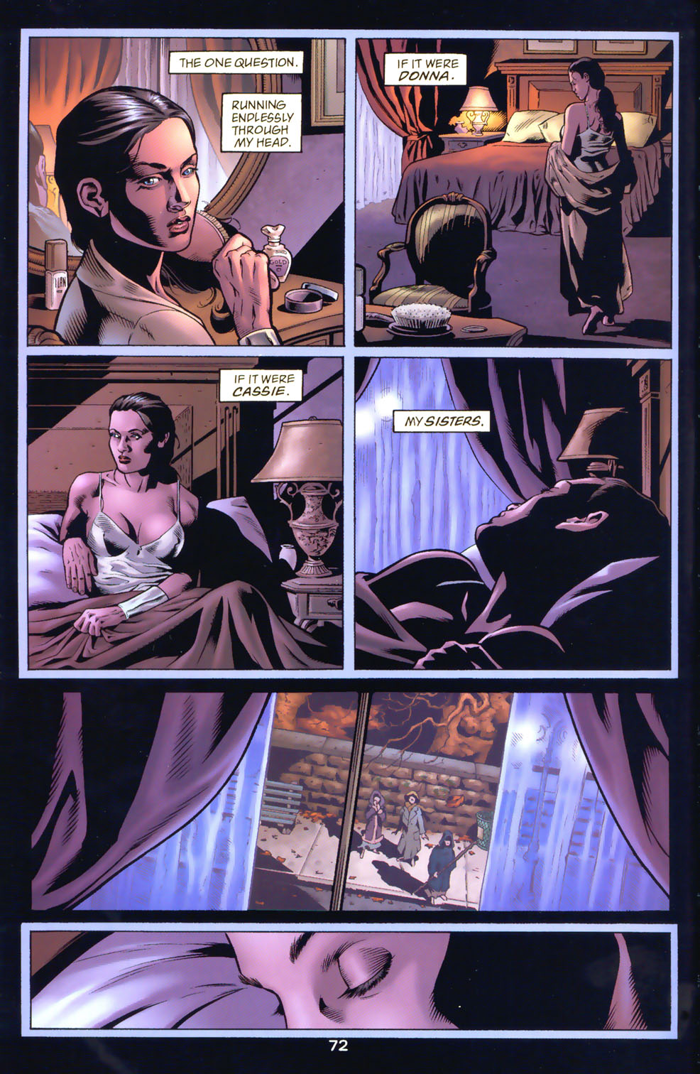 Read online Wonder Woman: The Hiketeia comic -  Issue # Full - 82