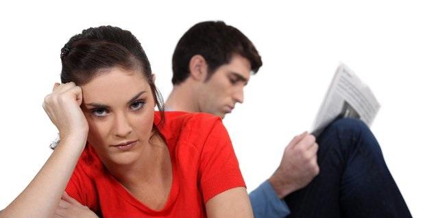 كيف أتعامل مع زوجى الصامت؟