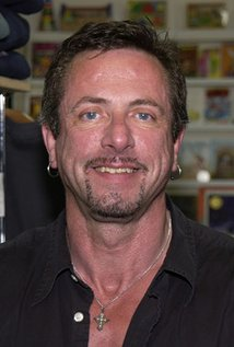 Clive Barker. Director of The Midnight Meat Train