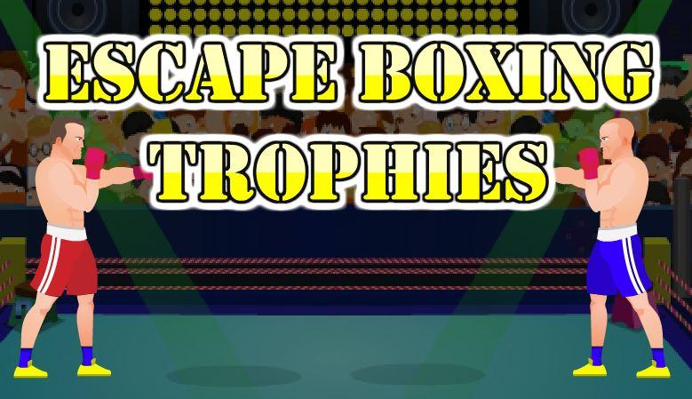 AjazGames Escape boxing trophies