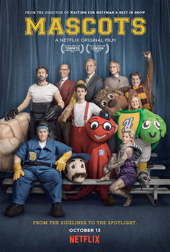 Mascots 2016 Full Movie Download