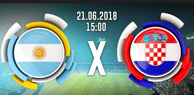 Assistir Jogo da Copa: Argentina x Croácia ao Vivo