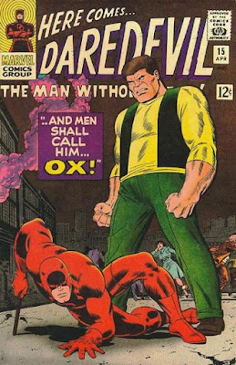 Daredevil #15, the Ox