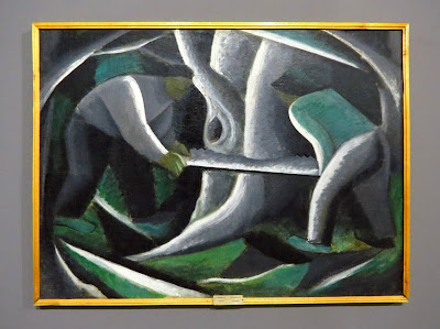 Ануфрий Бизюков, Пильщики, 1930-31