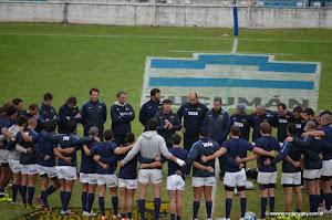 Los Pumas vs Francia en Tucumán