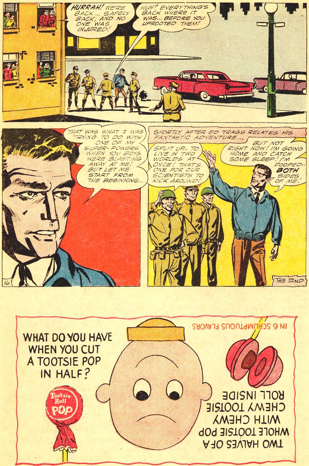Strange Adventures (1950) issue 181 - Page 21