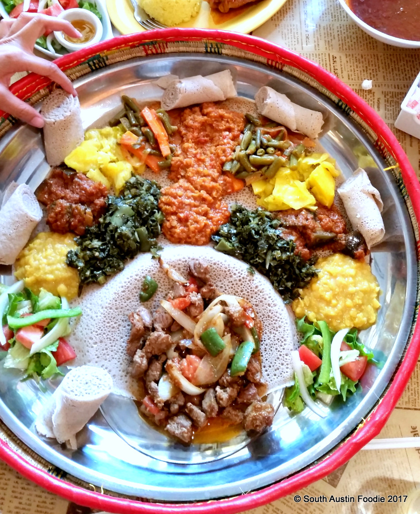 South austin foodie taste of ethiopia my 500th blog post taste of ethiopia south congress forumfinder Image collections