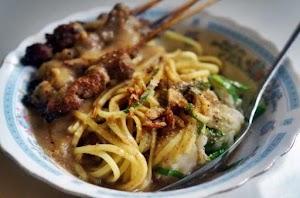 Mie Ongklok Dish Favorit Wonosobo City